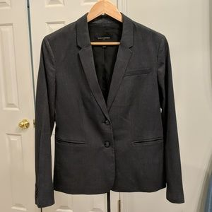 Banana Republic seasonless stretch suit.
